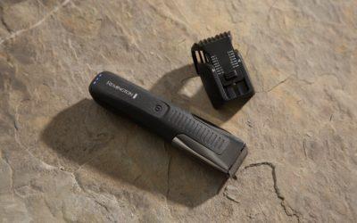 ENDURANCE GROOMER,  Il nuovo regolabarba Remington con batteria al Litio Endurance