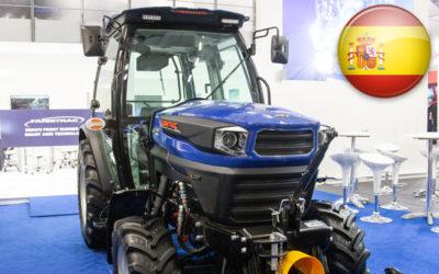 FARMTRAC EXPONE SU GAMA DE TRACTORES INTELIGENTES E IMPLEMENTOS PARA LA AGRICULTURA EN EIMA 2018