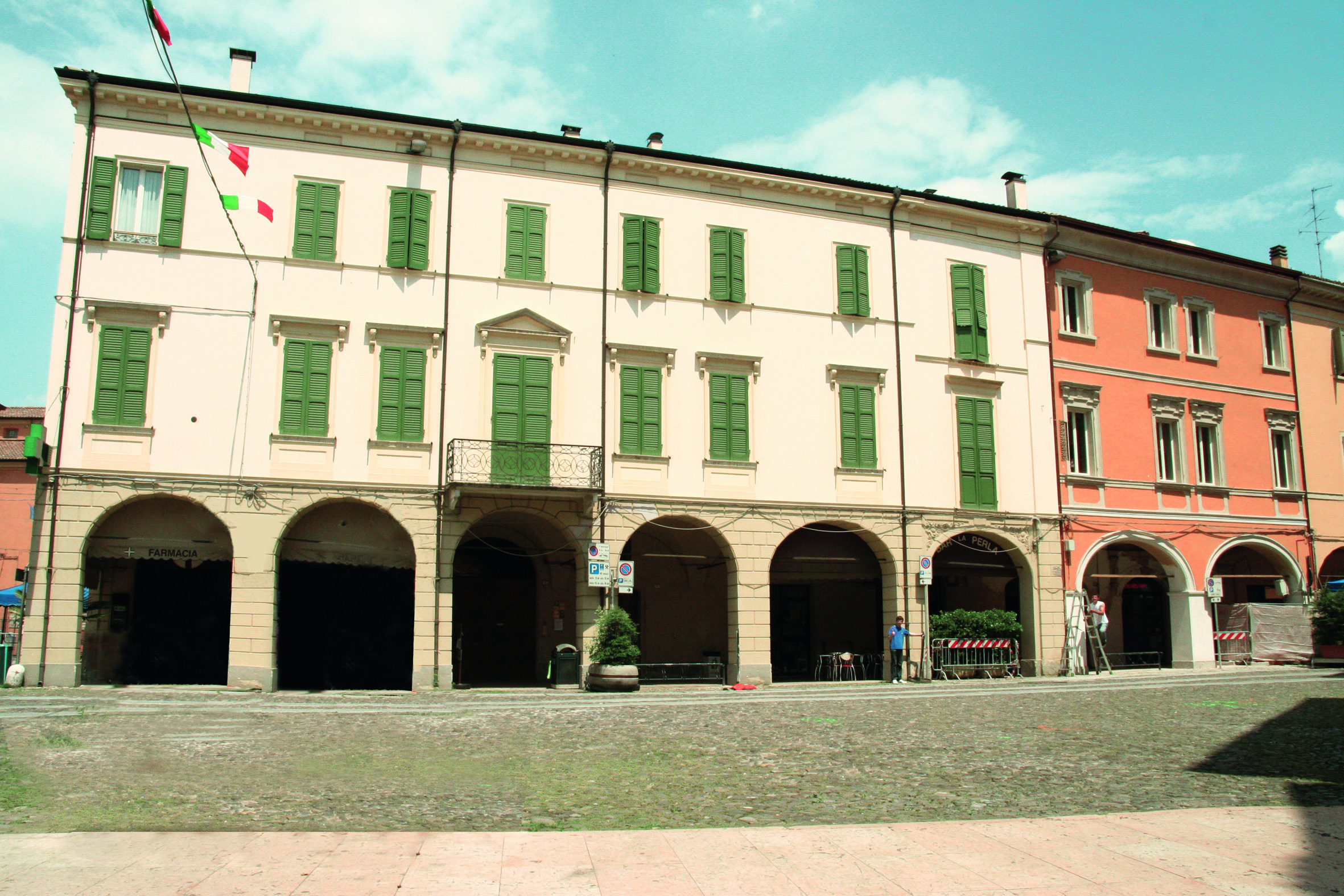sede di Warrant Group a Correggio (RE)