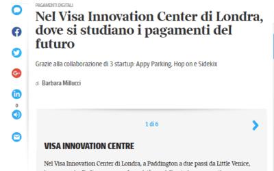 Visa su Corriere Innovazione