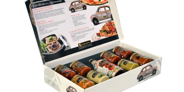 Corporate Gift Italian Sauce