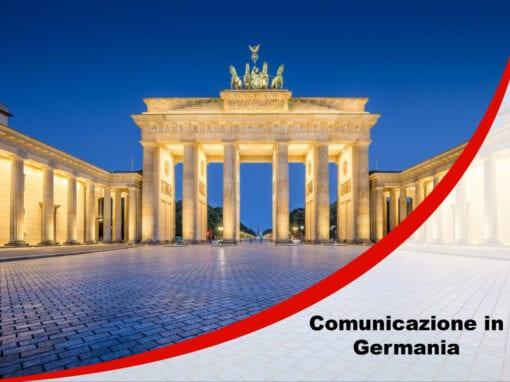 Agenzia di comunicazione in Germania