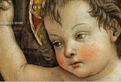 """Pinturicchio: """"Il Bambin Gesù delle Mani"""""""