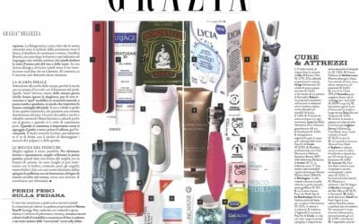 Remington su Grazia