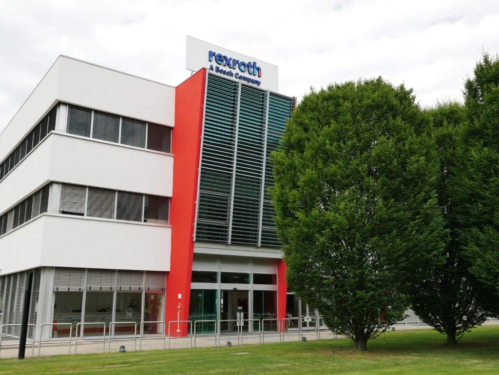ufficio di Bosch Rexroth