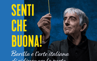"""""""Senti che Buona!"""" su Spotify, il podcast di Barilla"""