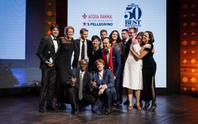 The World's 50 Best Restaurants Awards 2021